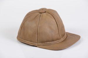 Maciaszek skórzana czapka 006